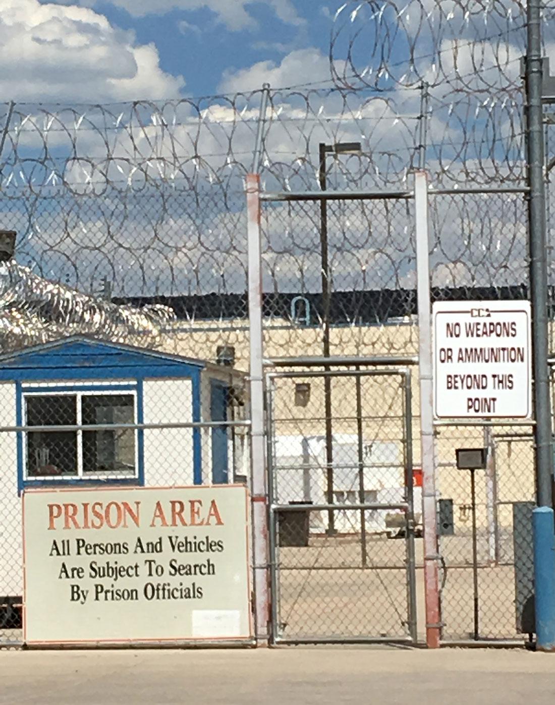 Cibola County Correctional Center Anti Feixista