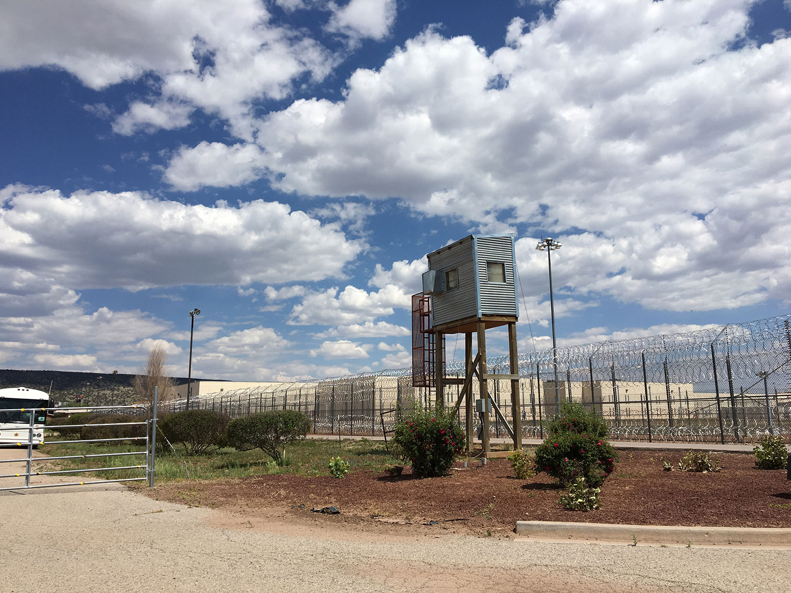 Cibola County Correctional Center in Milan, NM