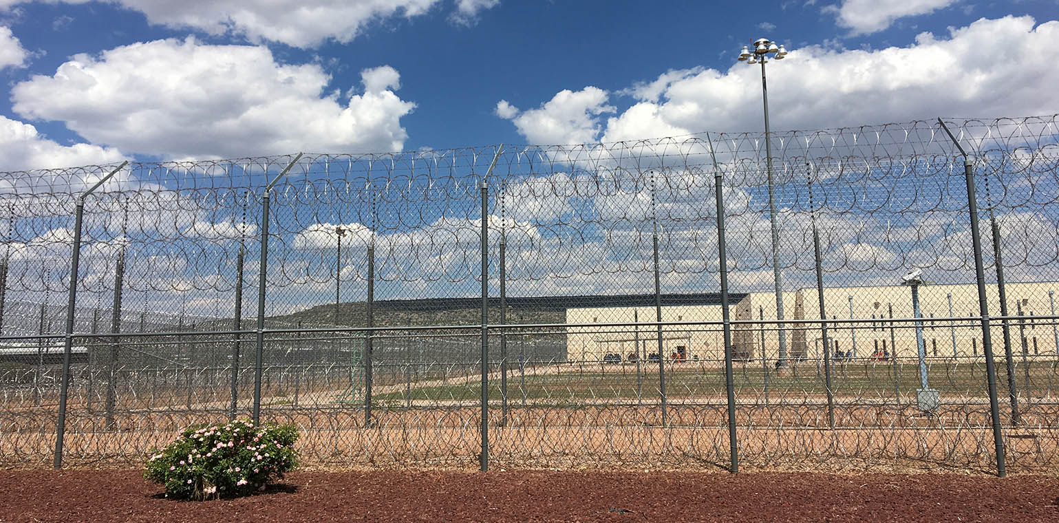 Photo of Cibola Detention Center in New Mexico