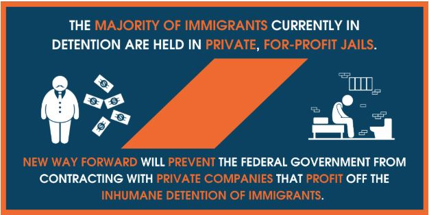 New Way Forward will help end private detention centers