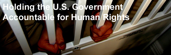 Holding the U.S. Government Accountable for Human Rights