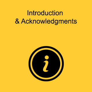 Introduction & Acknowledgments